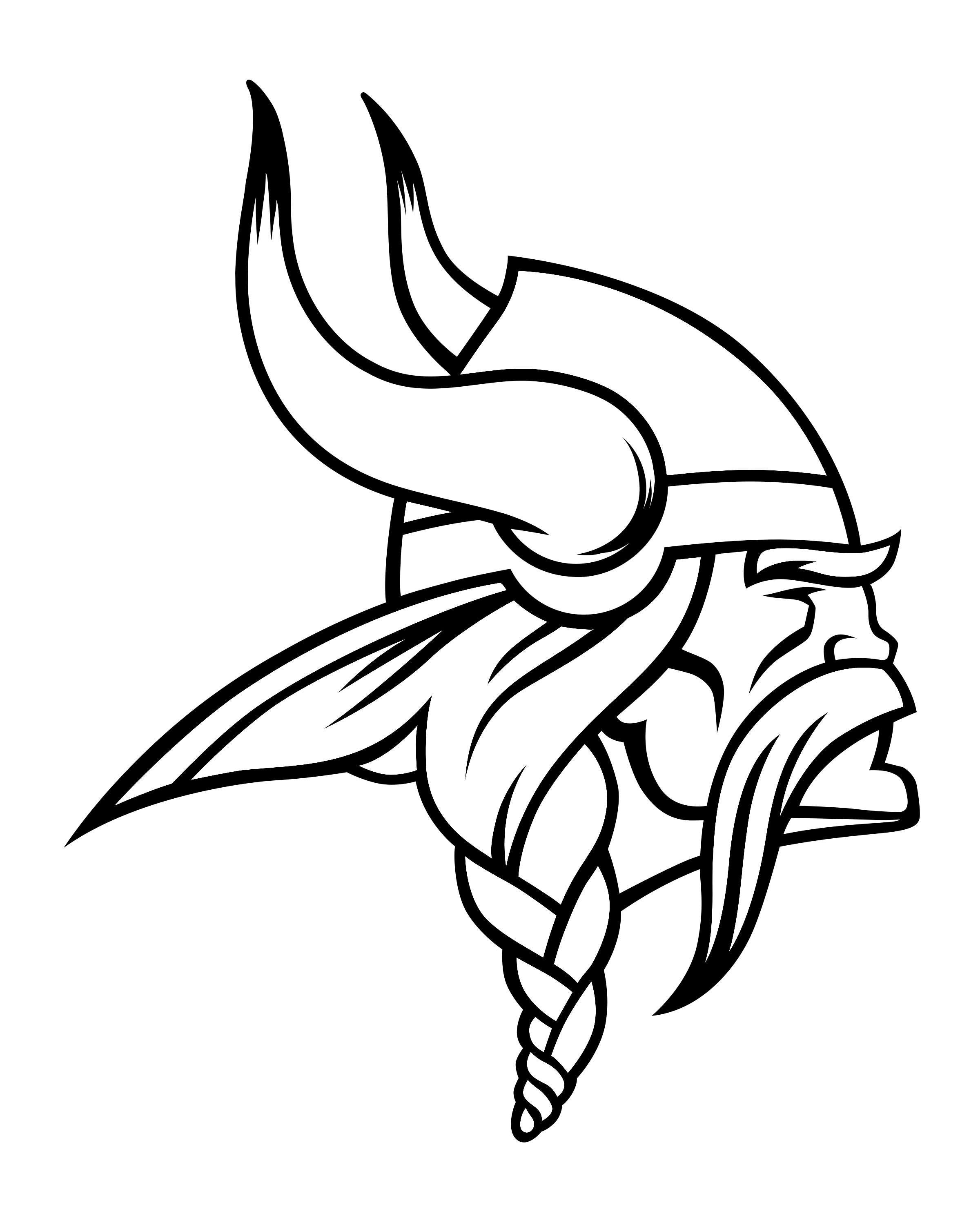 Minnesota Vikings Png - Viking Png Black And White & Free Viking Black And White.png ...