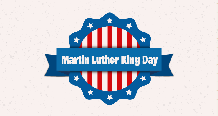Martin Luther King Jr Day Png - Village of Clarkston, MI