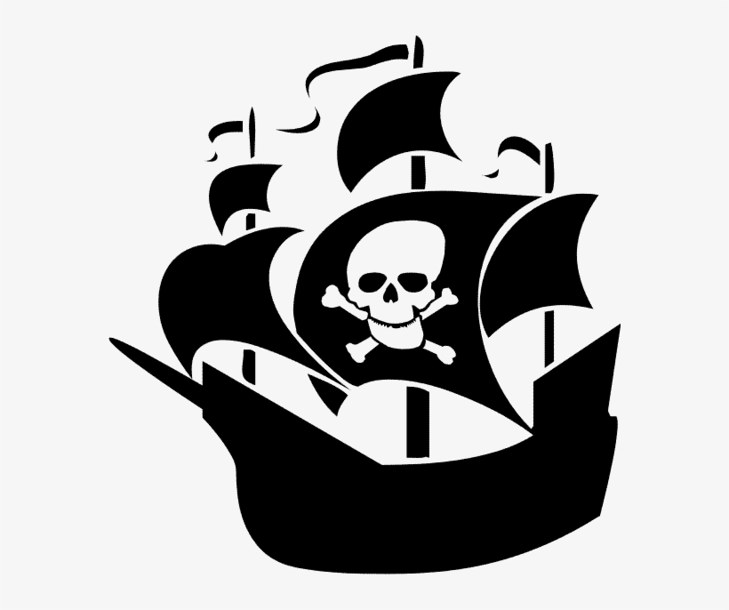 Ship Silhouette Png - Visit - Free Pirate Ship Silhouette - Free Transparent PNG ...