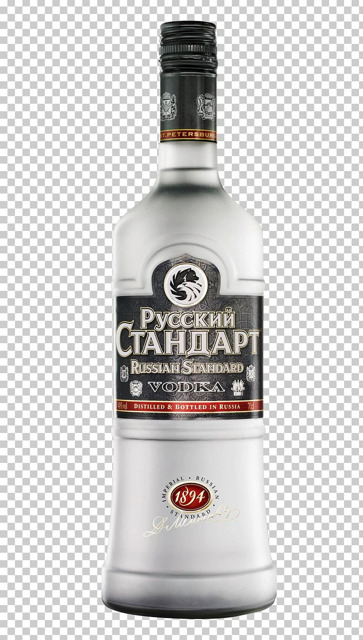 Alcohol Proof Png - Vodka Distilled Beverage Whisky Russian Standard Cocktail PNG ...