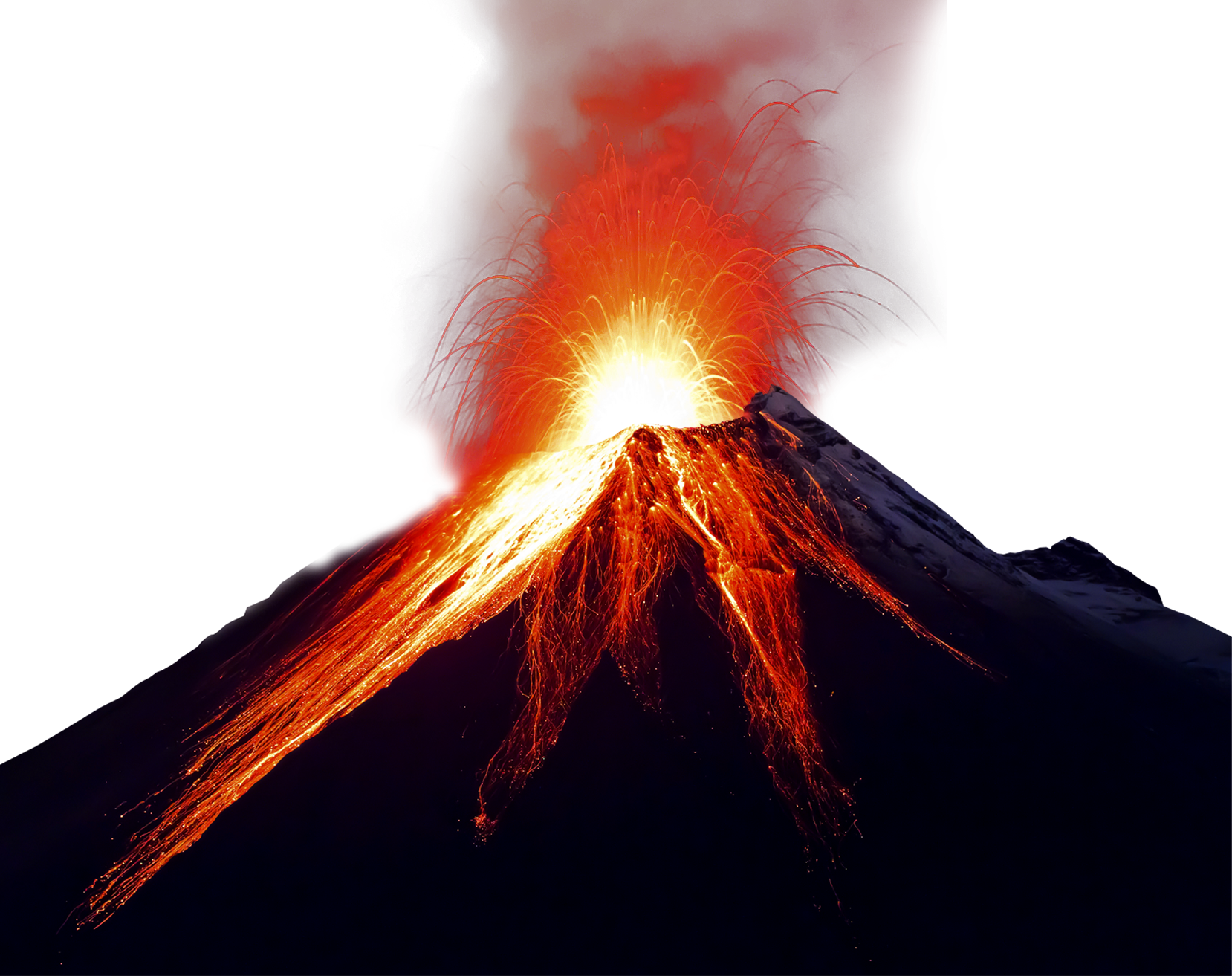 Volcano Png Images Free Volcano Images Png Transparent Images