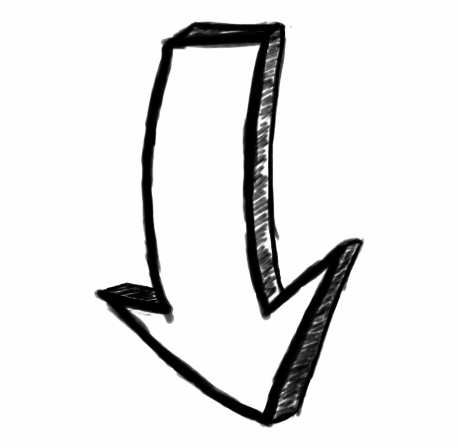 Cool Arrow Png - Von Eventbrite - Cool Down Black And White Free PNG Images ...