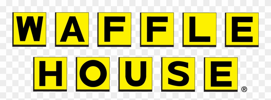 Waffle House Png - Waffle House Logo Clipart (#586813) - PinClipart