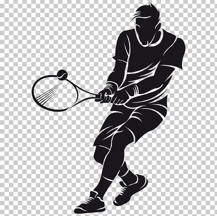 Tennis Black And White Png Free Tennis Black And White Png Transparent Images 94471 Pngio