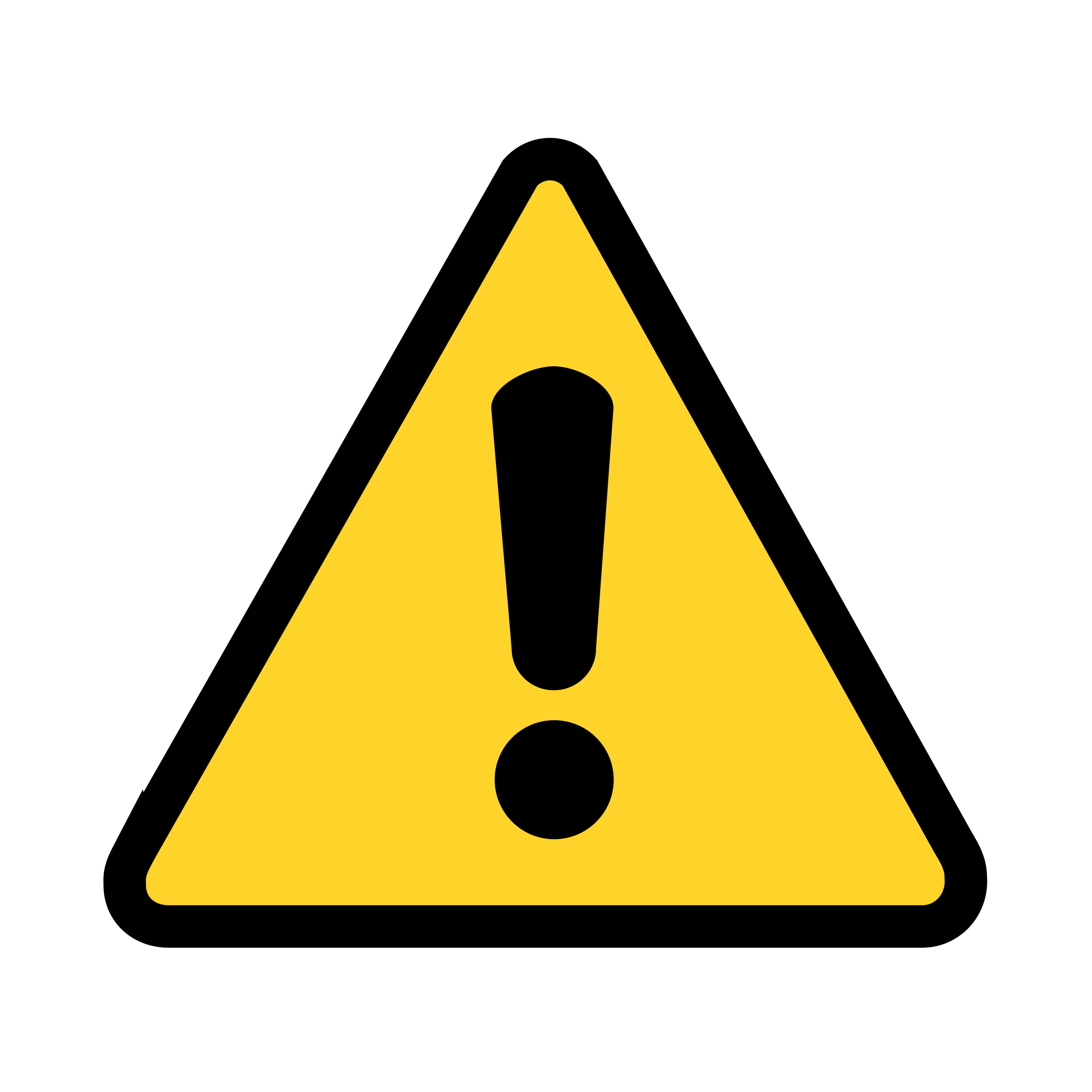 Warning Symbol Png - Warning Icon transparent PNG - StickPNG