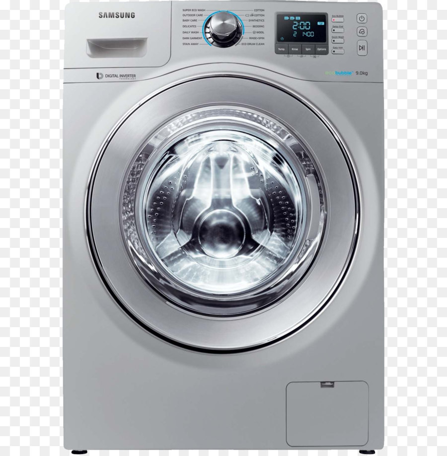 Laundry Washer Png - Washing Machine Combo Washer Dryer Cloth #427191 - PNG Images - PNGio