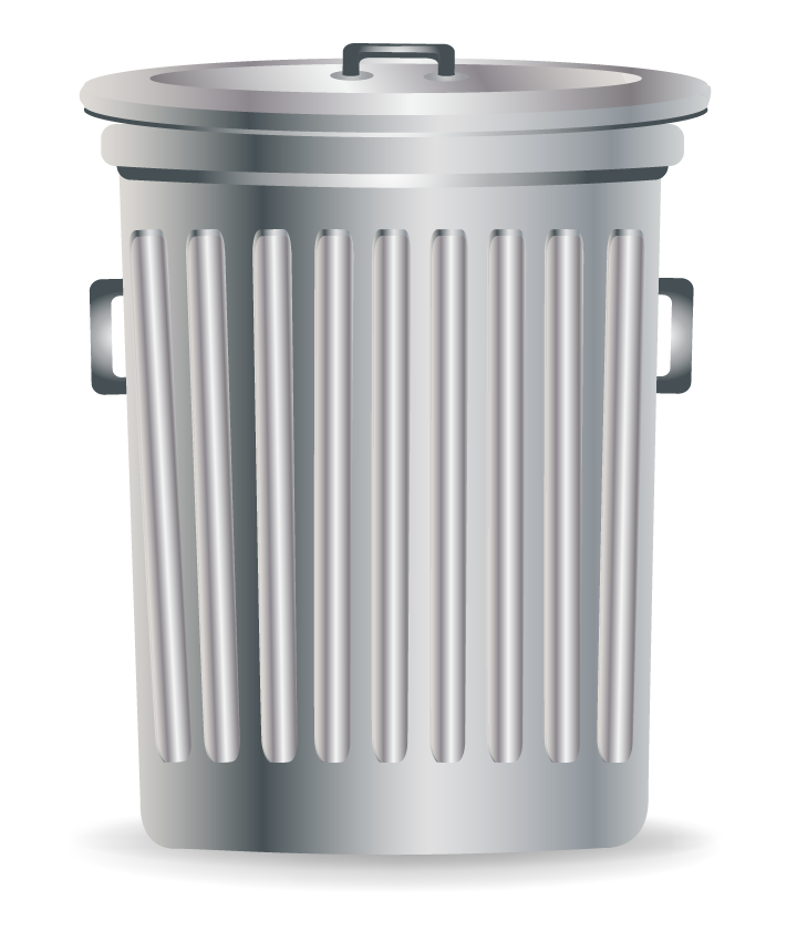 Trash Can.png & Free Trash Can..png Transparent Images ...