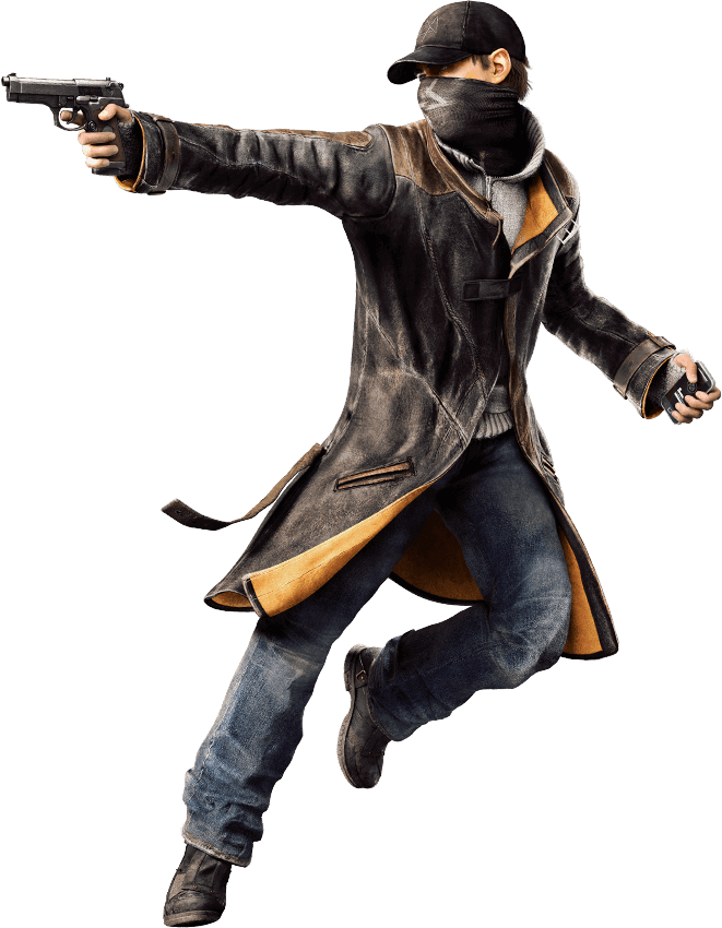Pearce Png - Watch Dogs PNG Transparent Watch Dogs.PNG Images. | PlusPNG