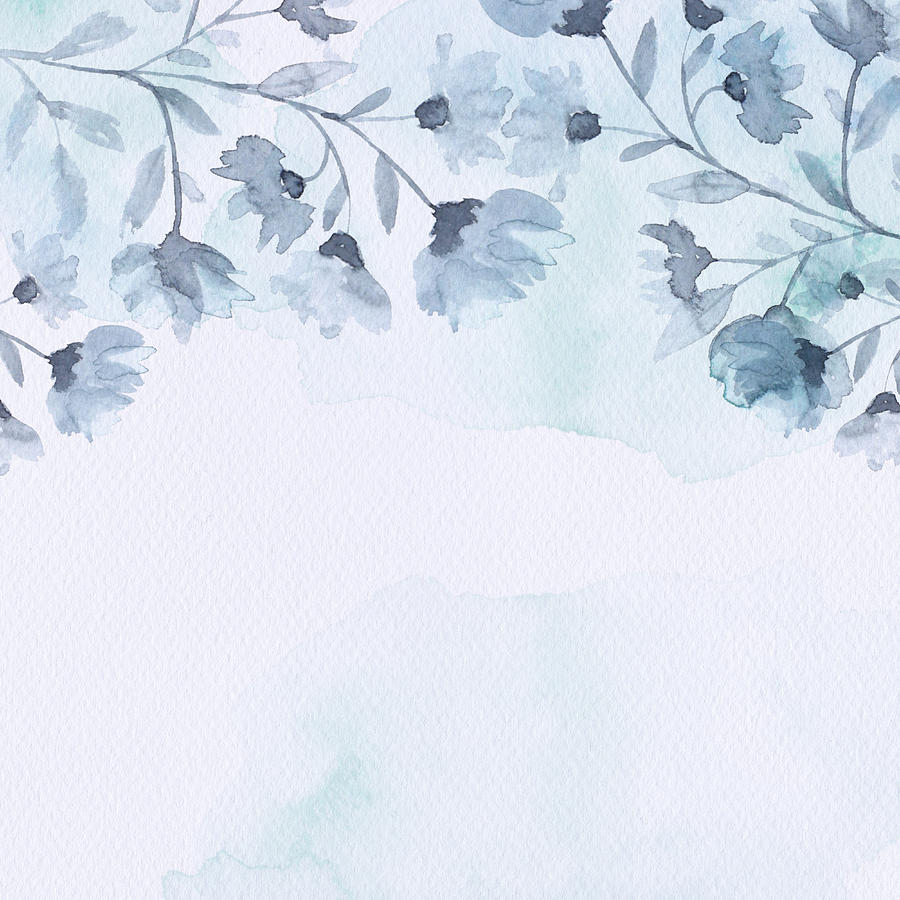 Watercolor Floral Background Watercolor 842841 Png Images Pngio