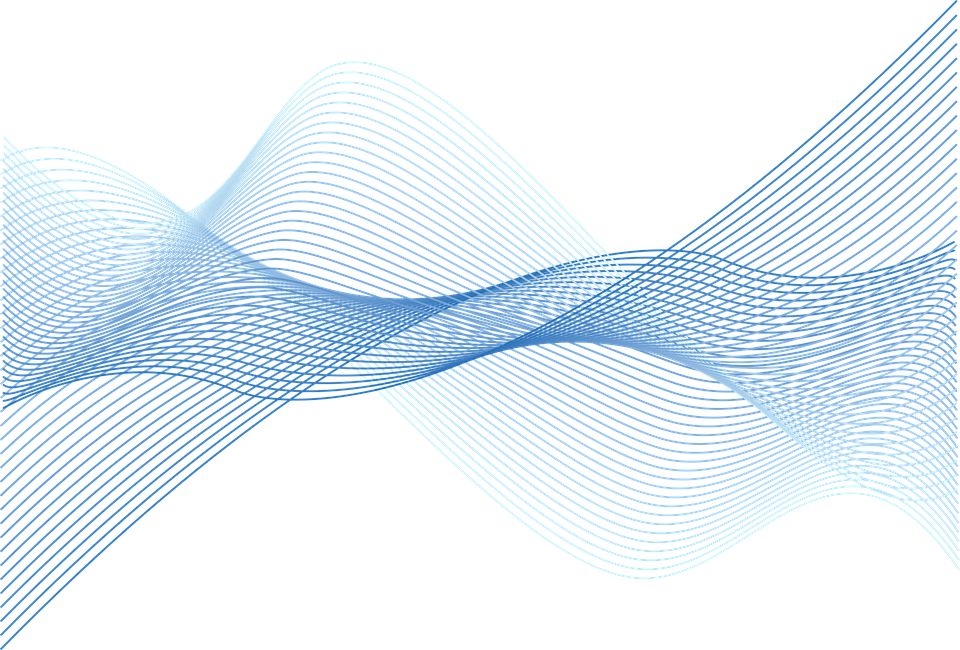 Vector Lines Png - Wave Line Png Group (+), HD Png