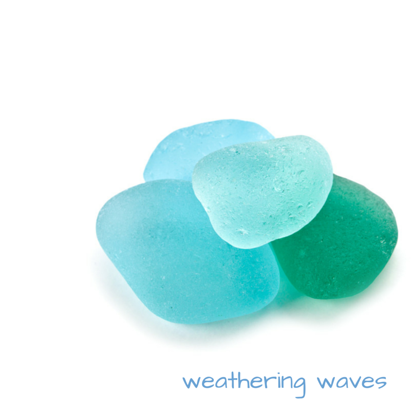 Sea Glass Png - WEATHERING WAVES. - Trish Blackwell - Confidence Coaching