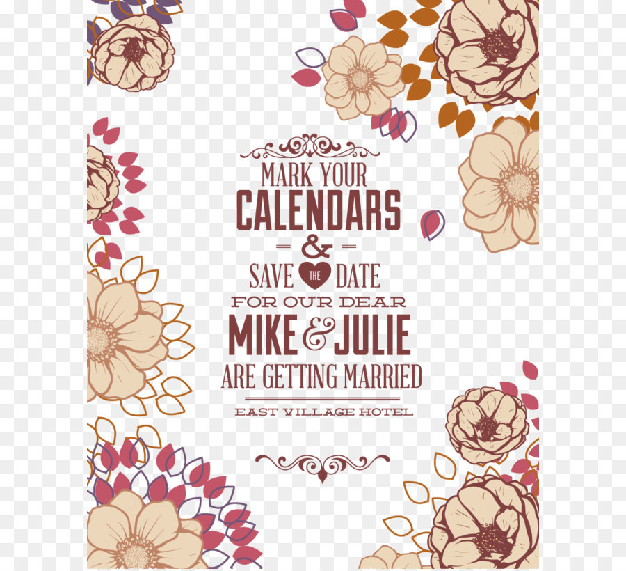 Wedding Invitation Background Template I 583062 Png Images Pngio