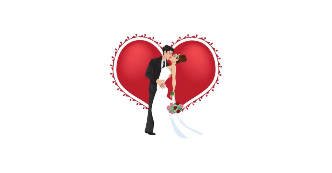 Weddings Png - Weddings Couple – Free Vector and PNG | The Graphic Cave