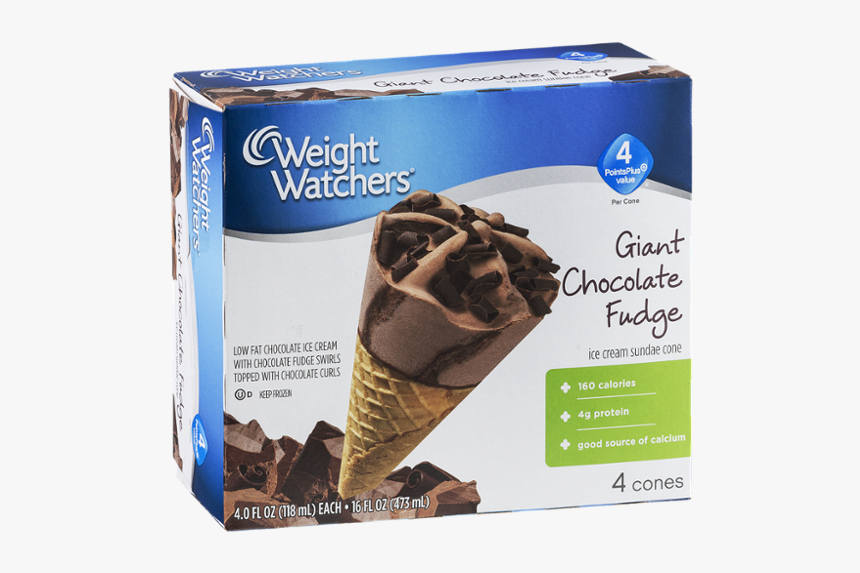 Weight Watchers Ice Cream Cups Png - Weight Watchers Ice Cream, HD Png Download - kindpng