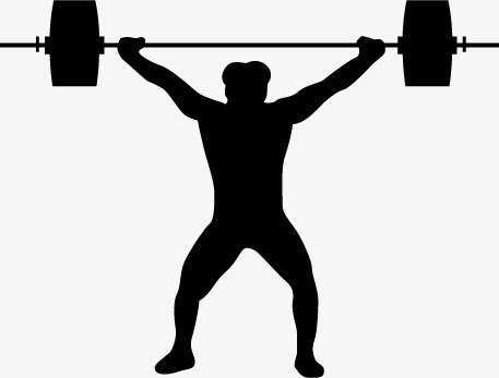 Weight Lifting Png Hd - Weightlifter PNG HD Transparent Weightlifter HD.PNG Images. | PlusPNG