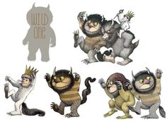 Where The Wild Things Are Png Amp Free Where The Wild Things