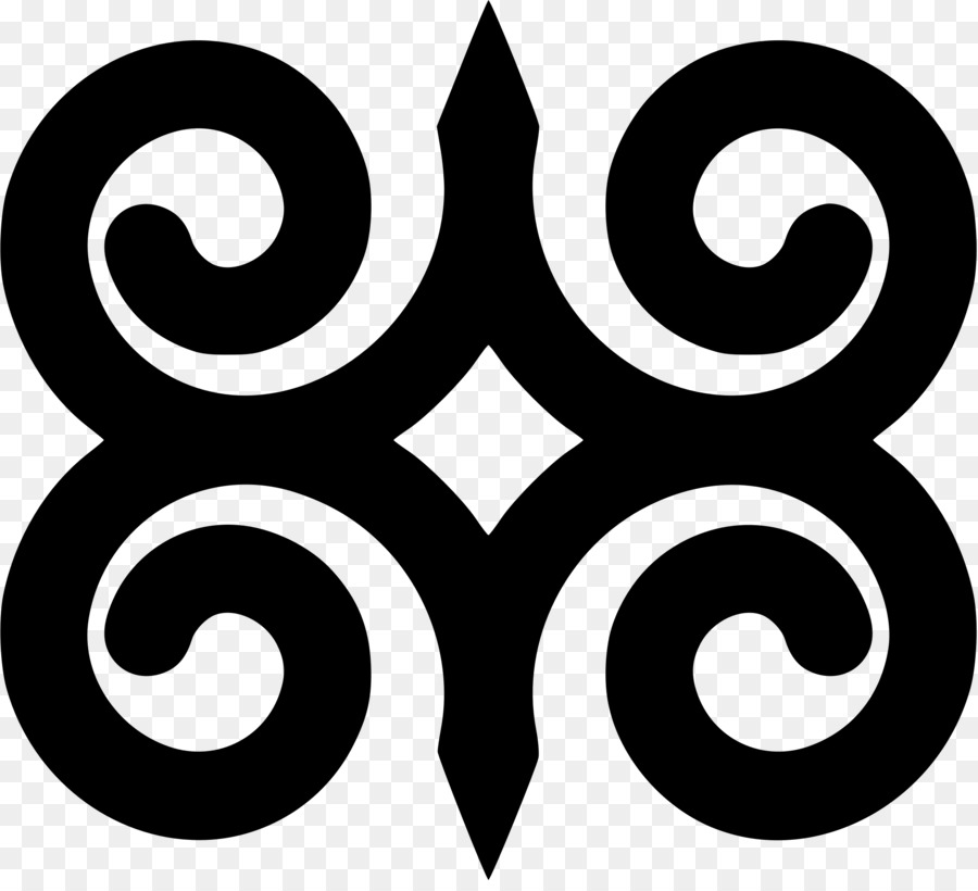Adinkra Symbols Png - White Background People png download - 2081*1874 - Free ...
