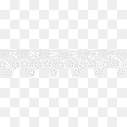 Lace Png - white lace border, Lace, Frame, Hand Painted PNG Image and Clipart