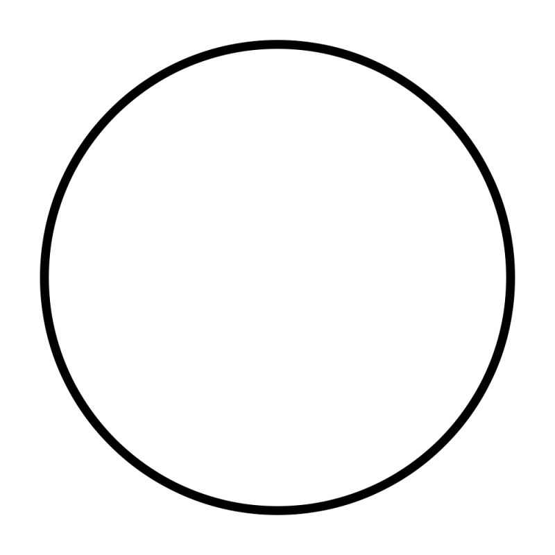 White Circle Stickers Png & Free White Circle Stickers.png ...