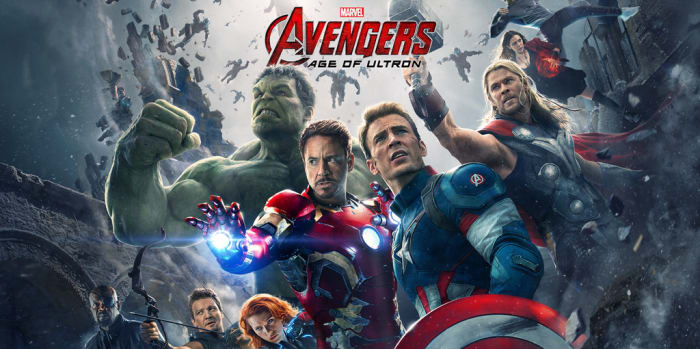 """Ultron 4png - Who Do You Think Is Going To Die In """"Avengers: Age Of Ultron""""?"""