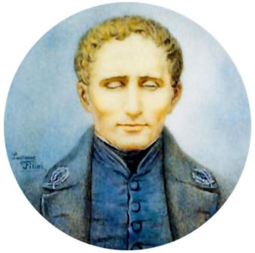 Louis Braille Png - Who was Louis Braille? | National Braille Week