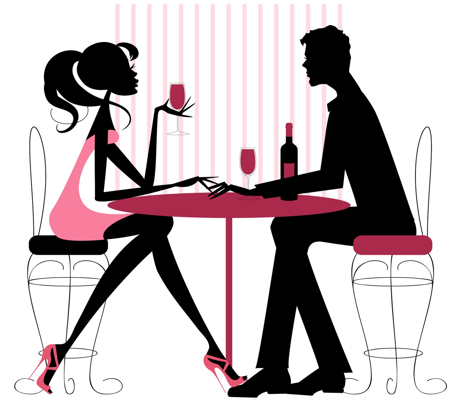Dinner Date Png - Why Dating Articles Dominate Your News Feed – The Two Cities