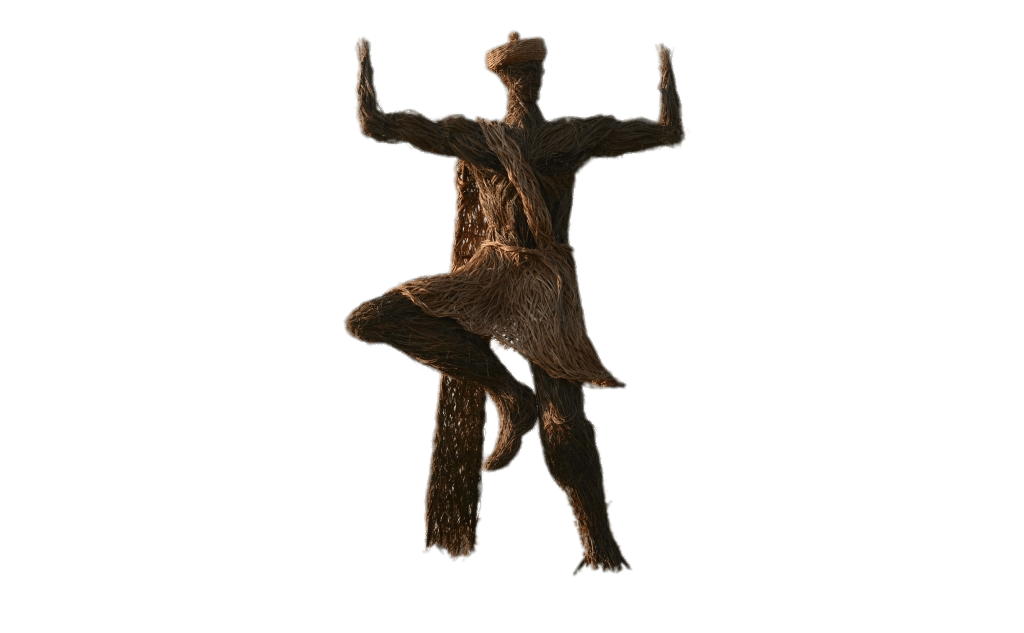 Wicker Man Png - Wicker Man Arms Up transparent PNG - StickPNG