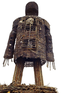 Wicker Man Png - Wicker Man transparent PNG - StickPNG