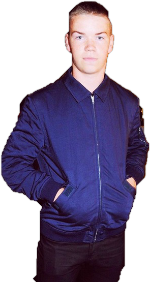Will Poulter Png - Will Poulter PNG by Nonamuskrat on DeviantArt