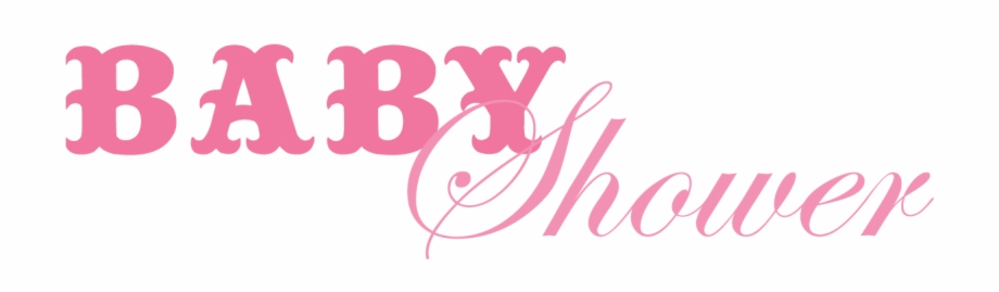 Wimmer Baby Shower Letras Baby Shower 926976 Png Images Pngio