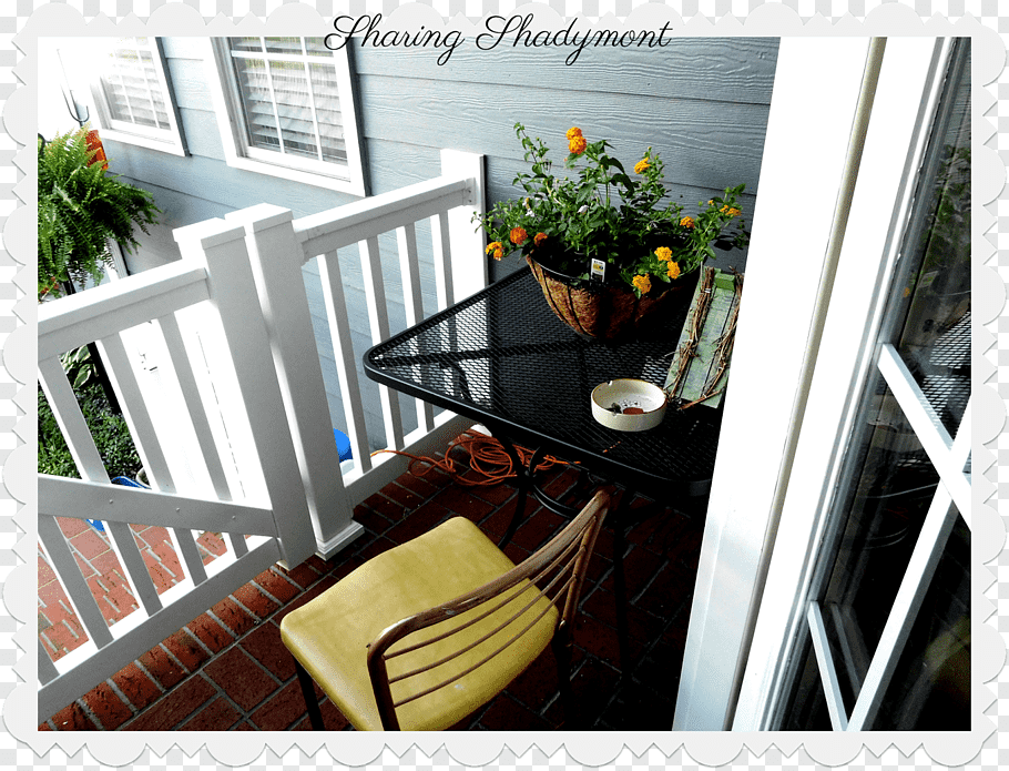 Balcony Porch Png - Window Chair Porch Balcony Handrail, window free png | PNGFuel