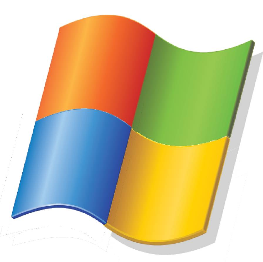 Windows XP Logo Without Space By 3pix On #682741 - PNG