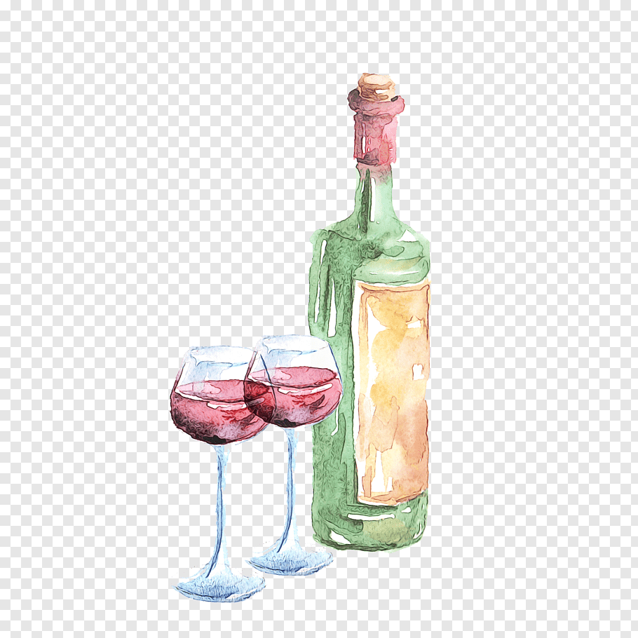 Wine Glass Watercolor Paint Wet Ink 2310856 Png Images Pngio