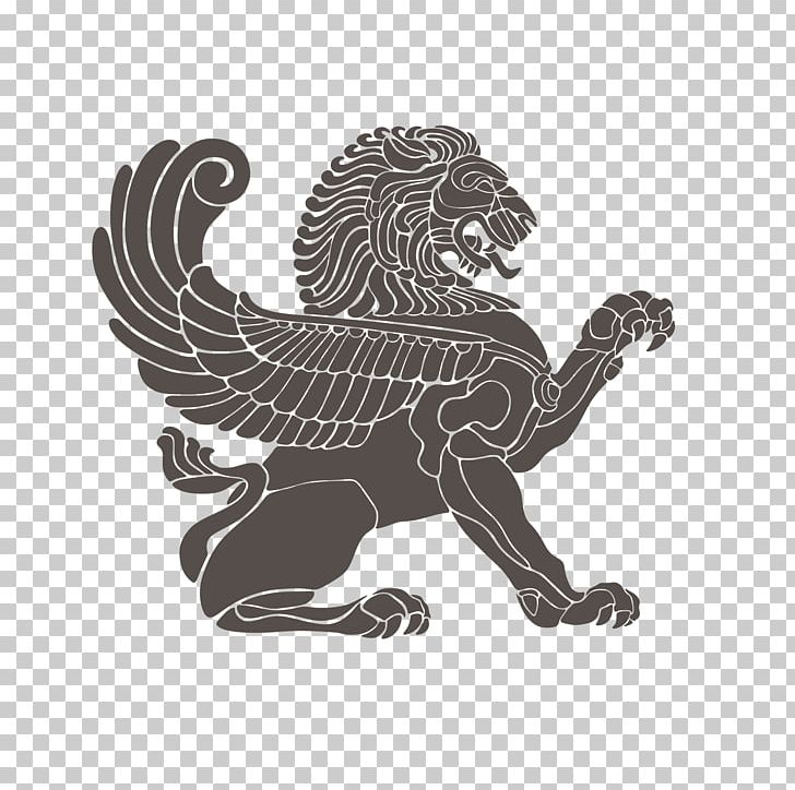 Winged Png - Winged Lion PNG, Clipart, Angel Wing, Angel Wings, Art, Big Cats ...