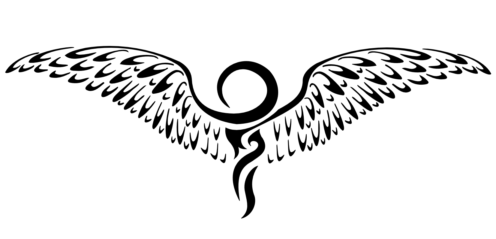Winged Png - Winged tattoos png #19379 - Free Icons and PNG Backgrounds