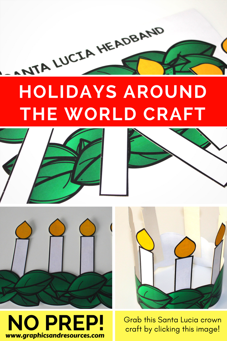 Winter Holidays Around The World Crafts 156270 Png Images