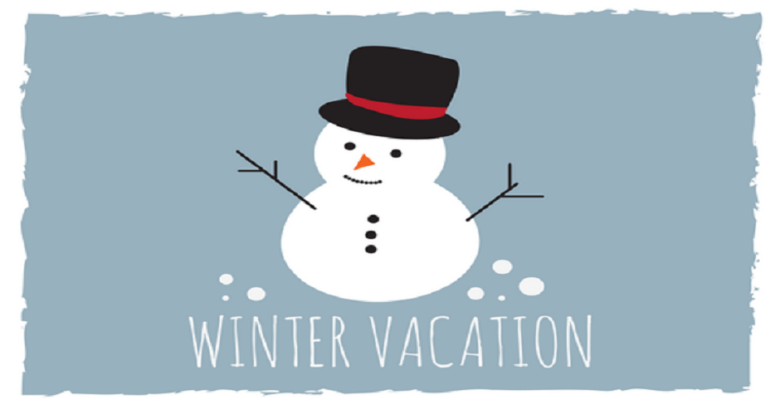 Image result for winter vacation clipart