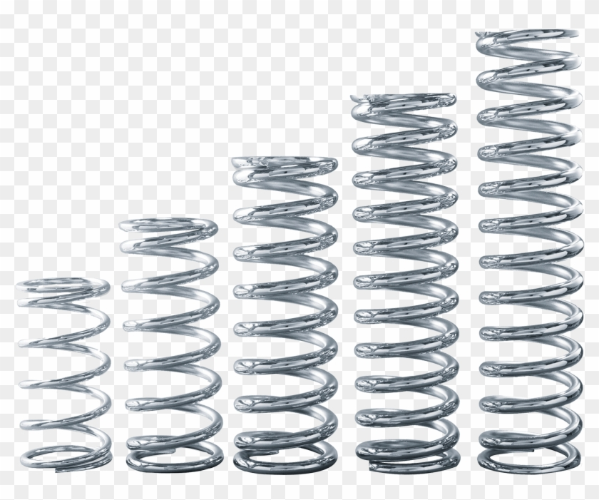 Spring Png Hd - Wire Springs - Spring Coil, HD Png Download - 1500x1225(#226152 ...