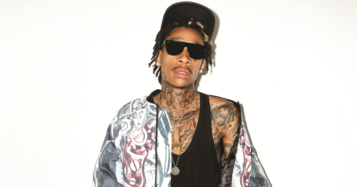 Wiz Khalifa Background Png - Wiz Khalifa + French Montana + DJ Drama concert in Mansfield - 14 ...
