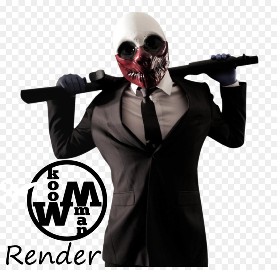 Payday The Heist Png - Wolf Cartoon png download - 1024*990 - Free Transparent Payday The ...