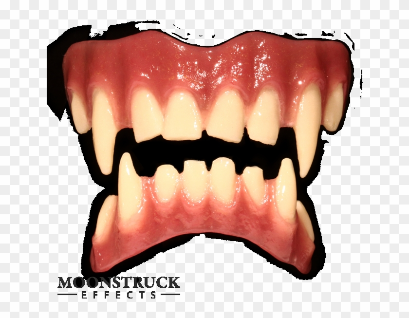Wolf Teeth Png - Wolf Teeth Transparent, HD Png Download - 666x666(#5699397) - PngFind