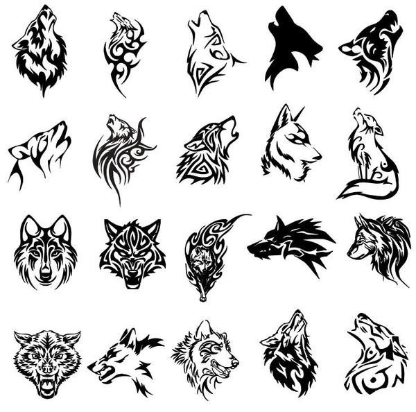 Wolf Vector - Wolf vector free download