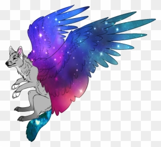 wolves transparent galaxy clip art freeuse wolf drawing png cartoon wolf drawings png 320 292