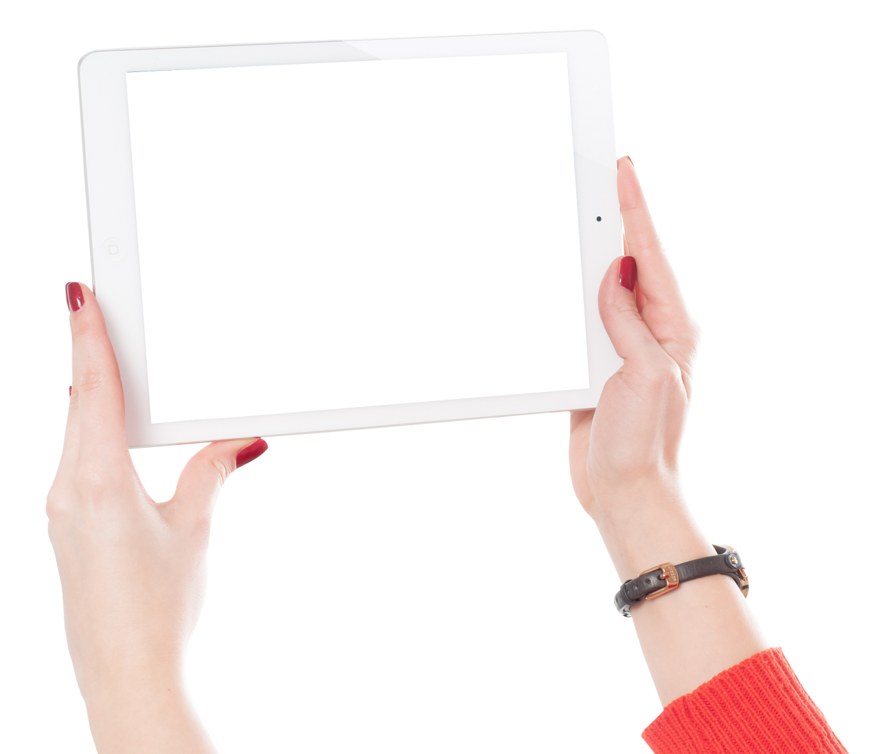 Ipad Hand Png - Woman Hands Holding iPad PNG Image - PurePNG   Free transparent ...