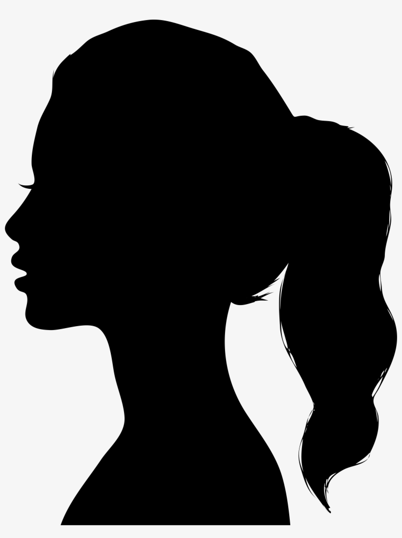 Head Silhouette Png - Woman Silhouette Head At Getdrawings - Woman Head Silhouette Png ...