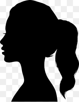 Head Silhouette Png - Woman Silhouettes Png, Vector, PSD, and Clipart With Transparent ...