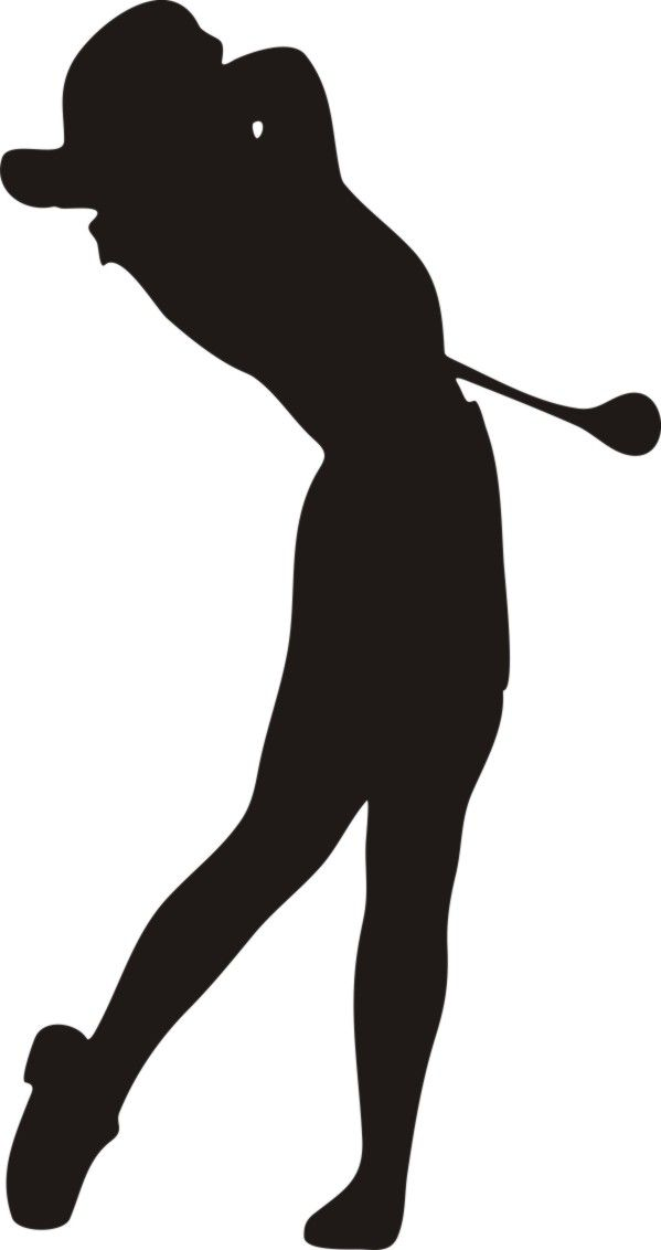 Png Ladies Golf - Women Golfers Image. P #94856 - PNG Images - PNGio