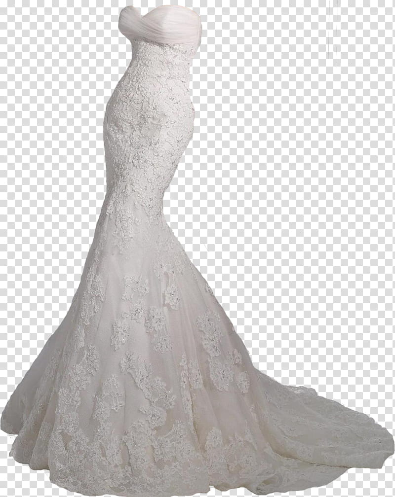 Bridal Clothing Png - women's white lace sweetheart bodycon wedding dress transparent ...