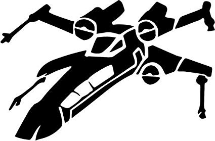 X Wing Clip Art - X Wing Drawing | Free download best X Wing Drawing on ClipArtMag.com