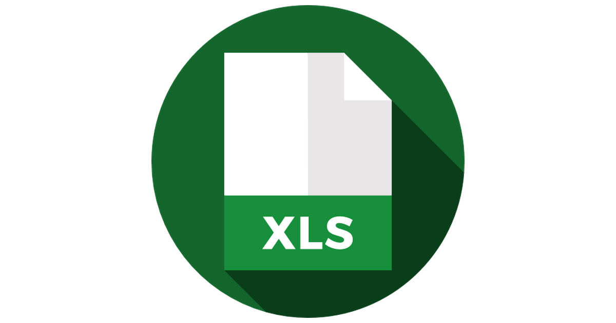 Xls Png - Xls - Free files and folders icons